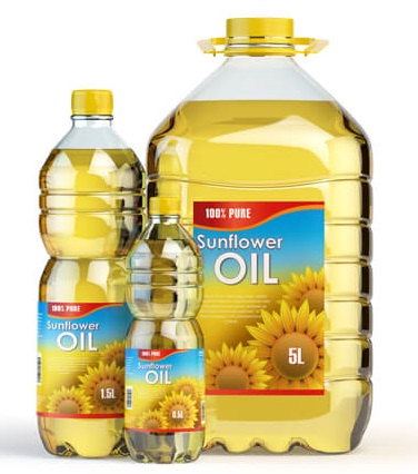 pegatinas para aceites